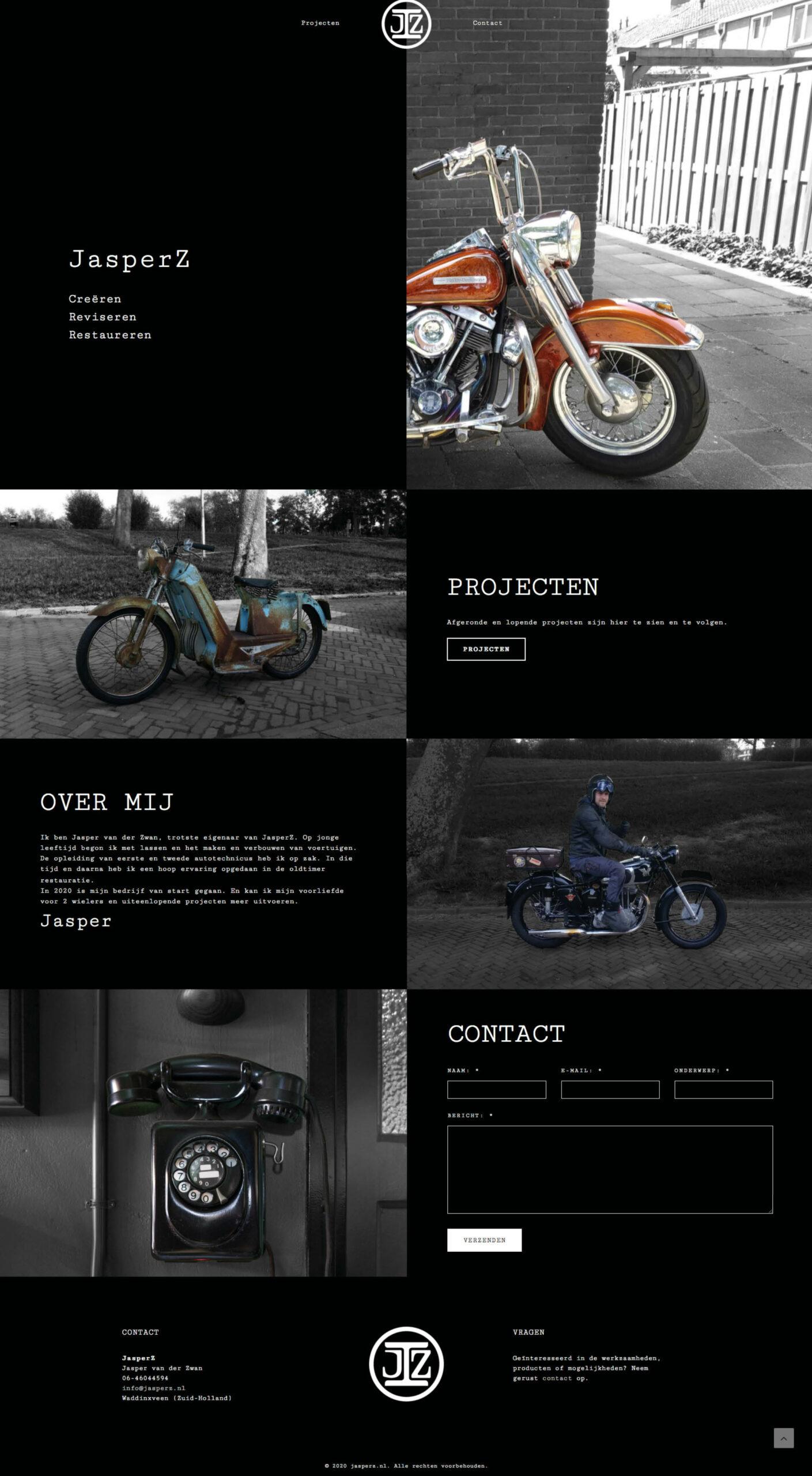 Website JasperZ